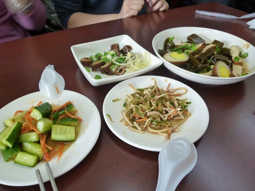 茶飯館「戯夢人生」の料理