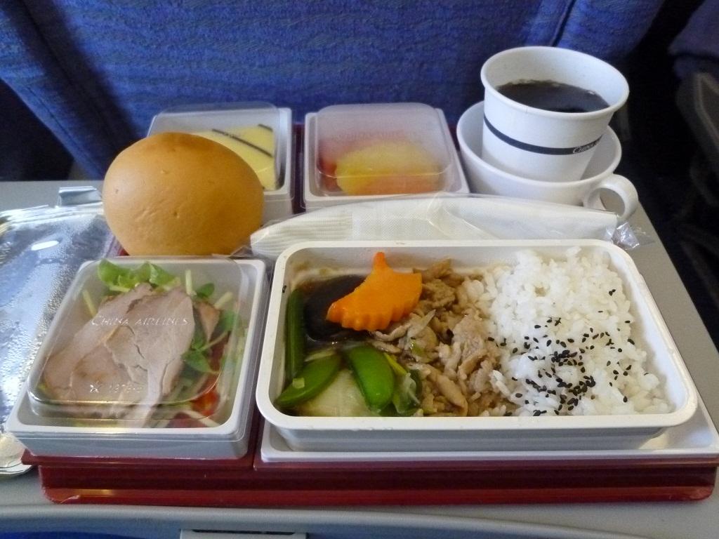 台湾旅行 帰国 2011年2月