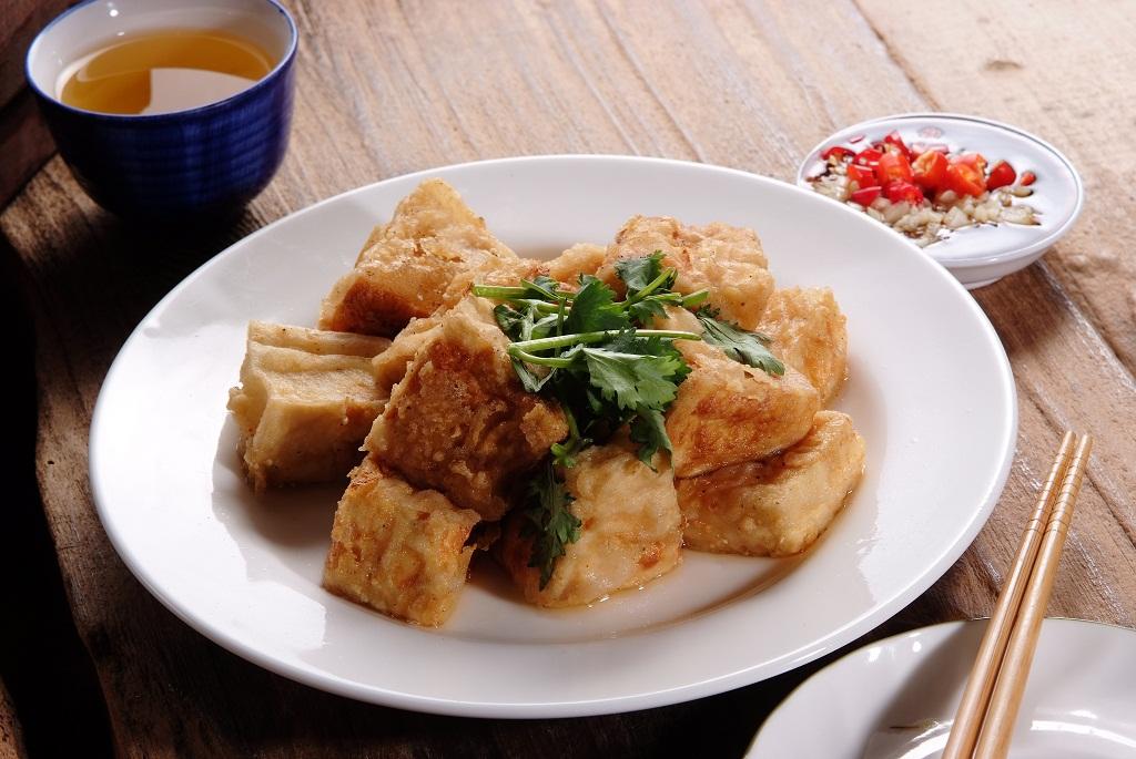 炸豆腐(豆腐料理)