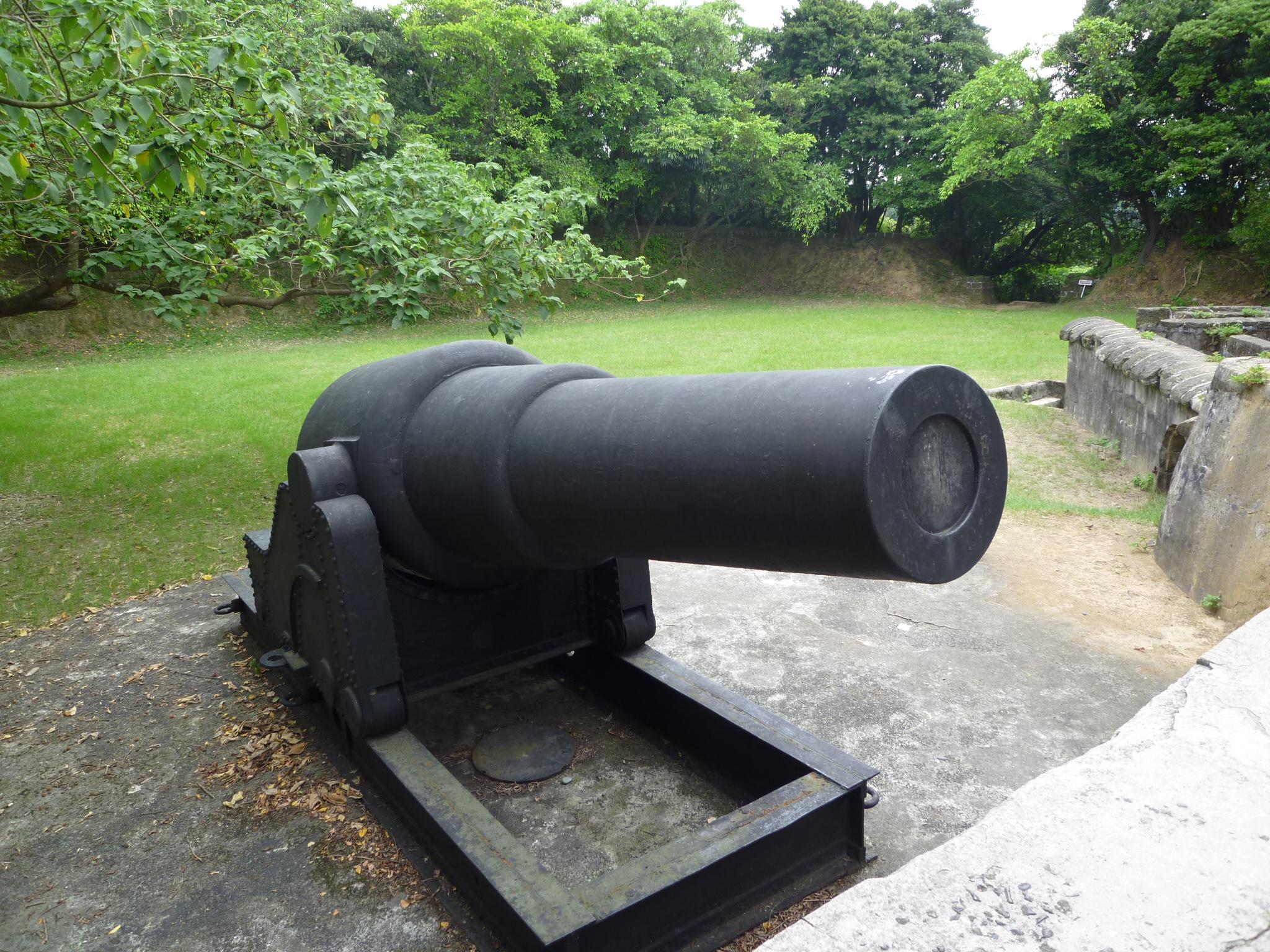 二砂湾砲台